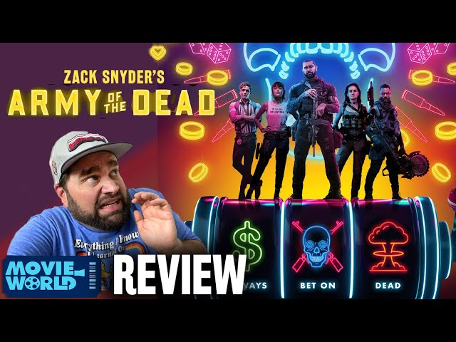 Zack Snyder's Army Of The Dead - Review - So Much Potential