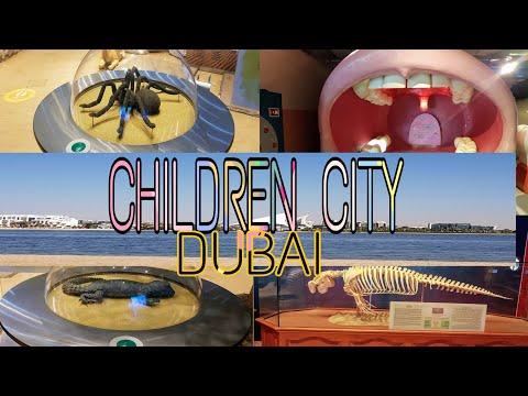 Children City at Creek Park Dubai