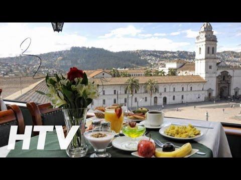 Hotel Real Audiencia en Quito
