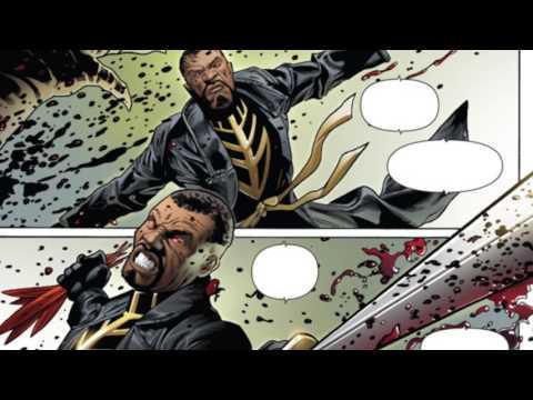 Random Fandom Casting: Joey Ansah for Blade in Marvel Cinematic Universe