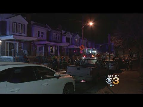 5 Injured In Southwest Philadelphia House Fire