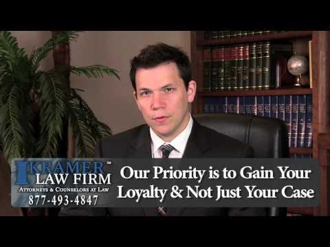 Orlando Attorney Steve Kramer - How the Kramer Law Firm Does Business
