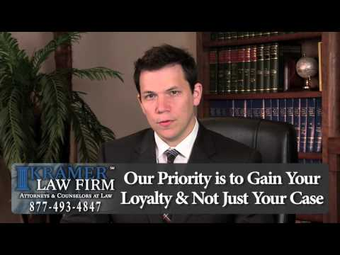 Orlando Attorney Steve Kramer - How the Kramer Law Firm Does Business
