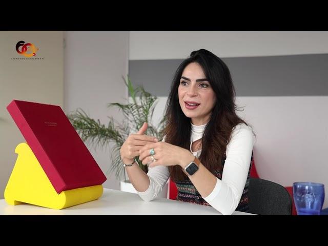 Social Media Expertin Müjde Karaca-Toğmuş im Gespräch mit Nejdet Niflioğlu