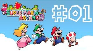 Super Mario Advance -- Part 1: Mario