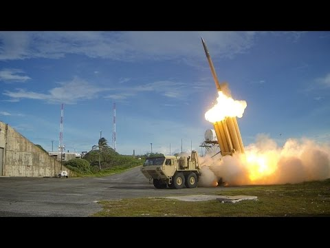 Terminal High Altitude Area Defense - THAAD explained