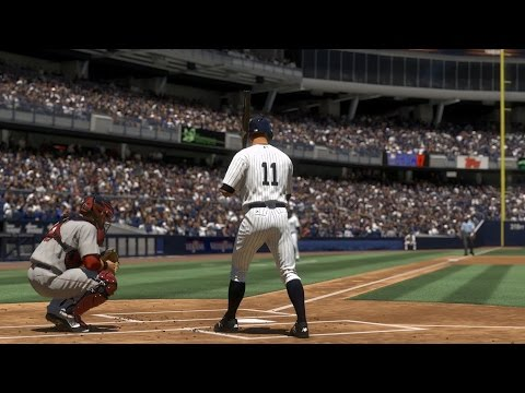 MLB The Show 17 - Boston Red Sox vs New York Yankees | Gameplay (PS4 Pro HD) [1080p60FPS]