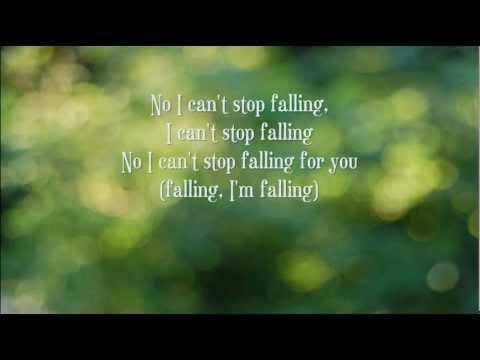 Can't Stop Falling - Laurell LYRICS