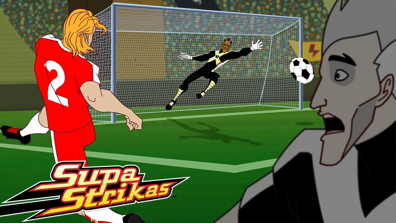 Download Supa Strikas - Match Day! ⚽   Top 3 Matches: Season 5   Compilation   Soccer Cartoon for Kids!