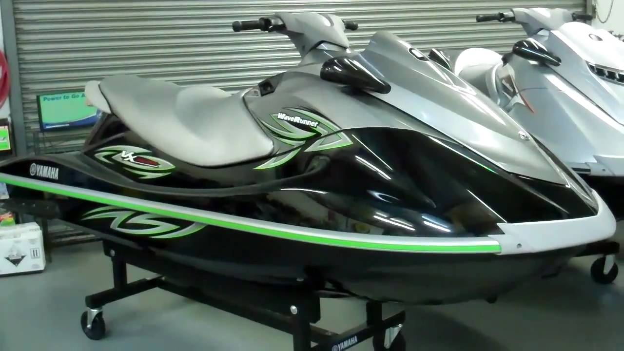 Yamaha Vx Deluxe >> 2011 Yamaha VX Deluxe.mp4 - YouTube