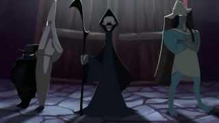 Смерть-кутюрье - Short Movie | (анимация)