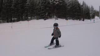 New Mexico Ski Resorts - Ski Santa Fe Beginner Lift and Trail: New Mexico Snow