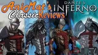 Dante's Inferno: An Animated Epic - AniMat's Classic Reviews