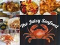 Places To Eat : The Juicy Seafood