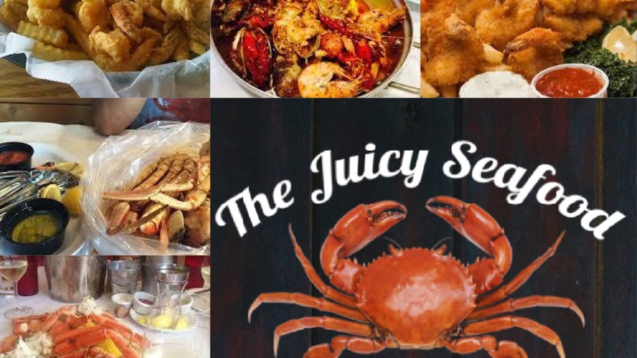 Places To Eat The Juicy Seafood