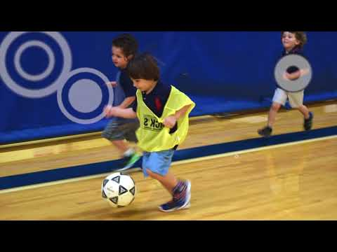 Youth Soccer At The Levis JCC