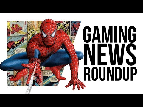 We're about to get TONS of SUPERHERO games!?   Gaming News Round-up May 14