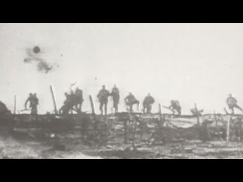 First world war diaries published online by National Archives