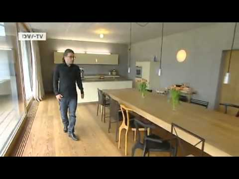 wohnen im betonw rfel in den schweizer alpen euromaxx youtube. Black Bedroom Furniture Sets. Home Design Ideas