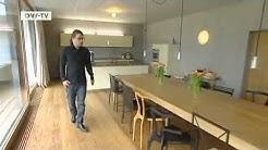 Wohnen im Betonwürfel in den Schweizer Alpen | euromaxx