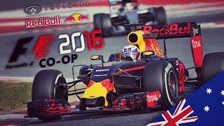 F1 2016 KOOP PART 1: WAS EIN CHAOTISCHES WOCHENENDE! (AUSTRALIEN) [Deutsch/German]