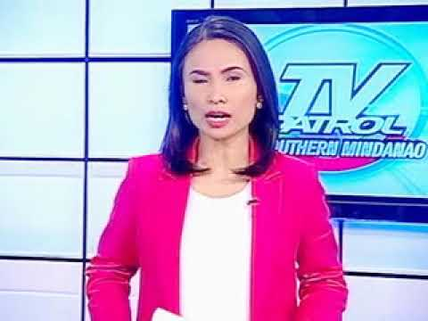 TV Patrol Southern Mindanao - Oct 13, 2017
