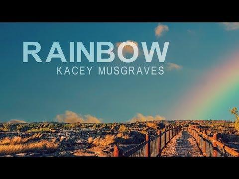 download Kacey Musgraves - Rainbow (Lyric Video)