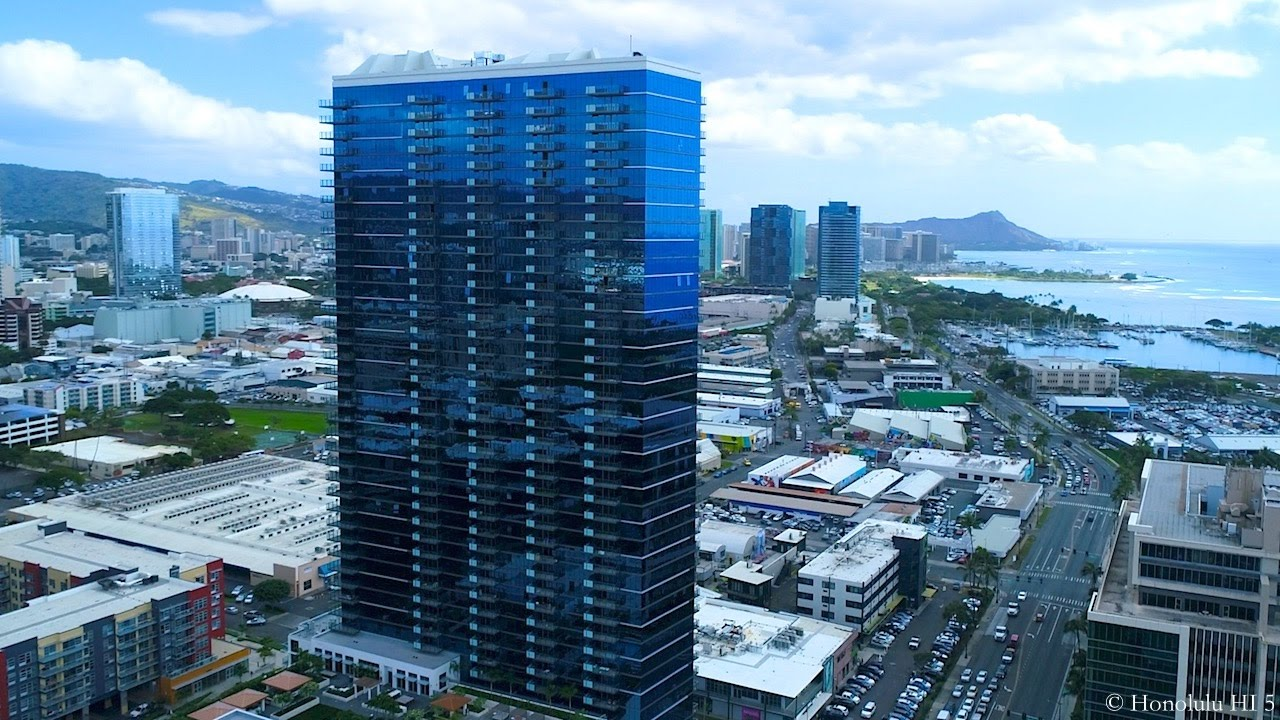 The Collection Honolulu An Aerial