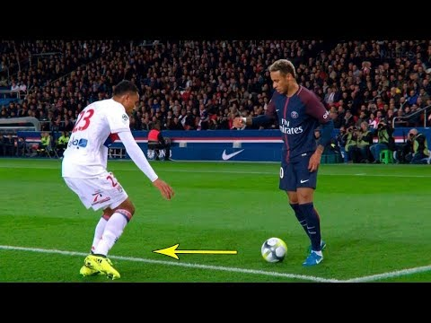 Neymar Jr - Faded & Cheap Thrills ● Skills & Goals 2017-2018 HD