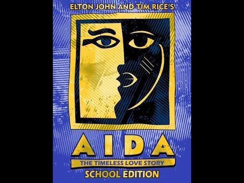 Buena Regional High School presents AIda trailer/review