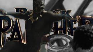"Reaction | Трейлер #1 ""Чёрная Пантера/Black Panther"""