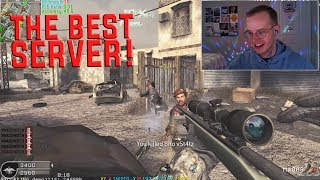 The NEW BEST COD4 PC Server!!! (UNLIMITED CLIPS)