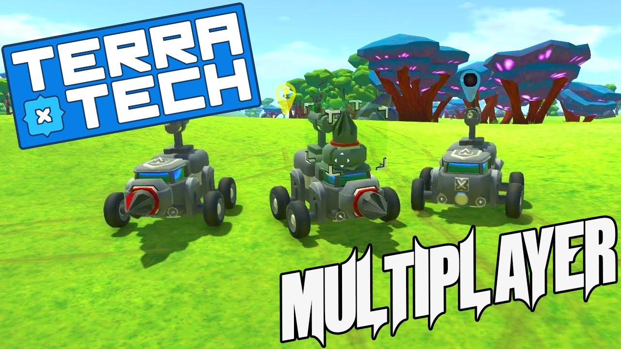 Mayhem Ensues And This Happens - TerraTech Multiplayer Gameplay