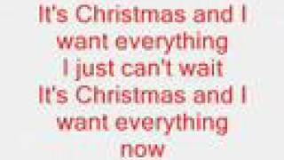 Simple Plan - My Christmas List [WITH LYRICS]