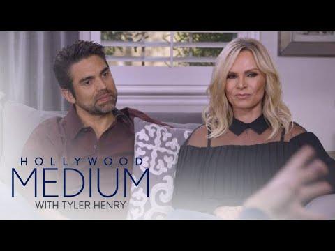 Believer Tamra and Skeptic Eddie Judge Seek Tyler's Help | Hollywood Medium | E!