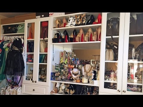 Carli Bybel Closet/Room Tour !! thumbnail