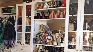 Carli Bybel Closet/room Tour !!