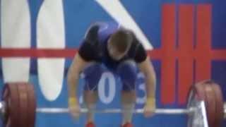 Кубок России по тяж. атл. 85 кг группа А