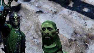 Happy Holidays From Knight and Day - Funny Dragon Age Glitches