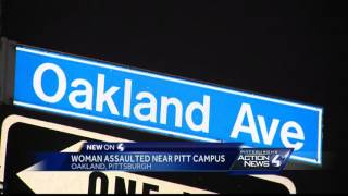 Woman assaulted in Oakland