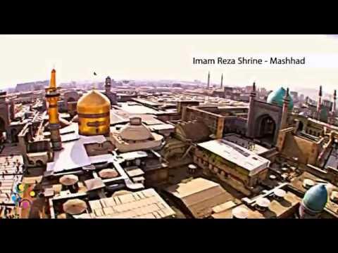 The holy city of Mashhad