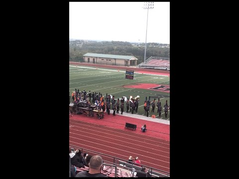 Willow Springs High School Bear Pride Marching Band