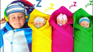 Are you sleeping brother John Nursery Rhymes &Kids song by Tawaki kids