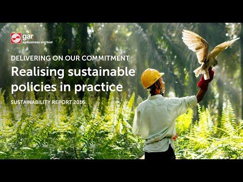 Golden Agri Resources Sustainabilty Report 2016 [EN]