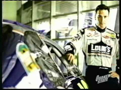 Quaker State NASCAR commercial featuring Hendrick Motorsports
