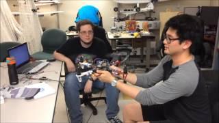 FRDM-KL25Z Drone test