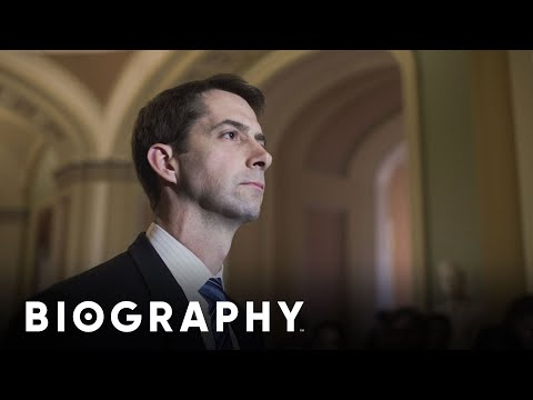 Tom Cotton, U.S. Senator from Arkansas | Biography