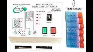 fully automatique level save water save emergy