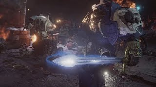 Space Hulk Deathwing NEW Cinematic Launch Trailer