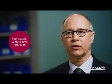 Treatment for COPD | Bill Vandivier, MD, Pulmonary disease and Critical care medicine | UCHealth